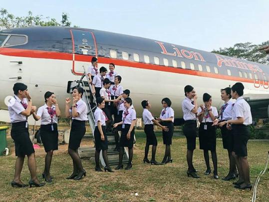 7 Tahapan Tes Seleksi Pramugari Di Indonesia Sekolah Pramugari Pramugara Ground Staff Terbaik